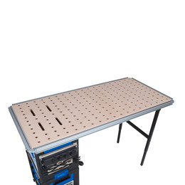 Worktable MDF perforated WorkMo H1000
