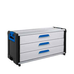 WorkMo 44-500 with 3 drawers