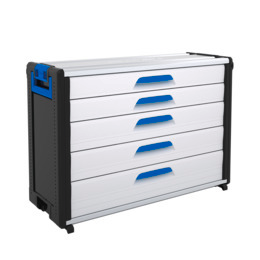 WorkMo 44-750 with 5 drawers
