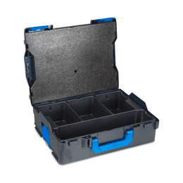 L-BOXX 136 G4 incl. small comp.tray 4 recesses