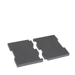 incl. seat cushion top cover L-BOXX