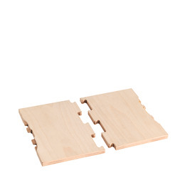 Worktop for lid L-BOXX two-piece