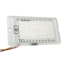 mounted light LED 12 V can be dimmed for the vehicle interior