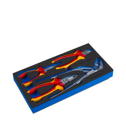 Gedore WE 3x6 AGE Pliers assortment