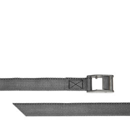 Lashing strap clamp buckle, 3.5 m