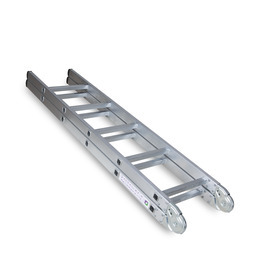 TopSystem Aluminium foldable ladder 3000 mm