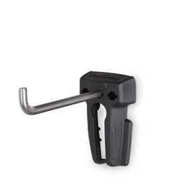 single hook for tools 90 aluminium side panel