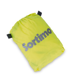 Rain cover fluorescent yellow MultiPack