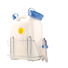 Wide necked canister 5 l