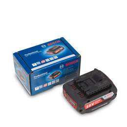 Bosch rechargeable battery GBA 18v 2.0 Ah MW-B WLC