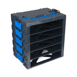 i-BOXX Rack G 5-compartments